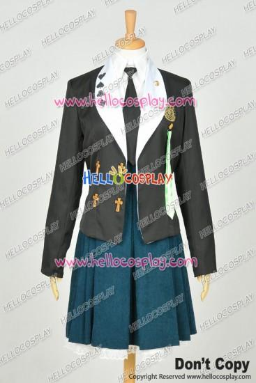 Amnesia Cosplay The Heroine Shujinkō Autumn Gakuen Uniform Costume