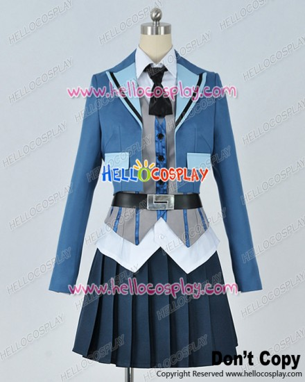 Galilei Donna Cosplay Kazuki Ferrari Girl Uniform Costume