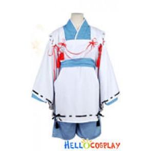 Hiiro no Kakera Cosplay Osaki Kitsune Costume