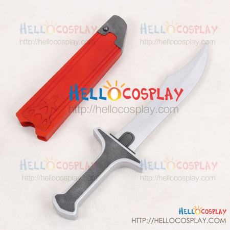 Fire Emblem Radiant Dawn Cosplay Sothe Sword Dagger Weapon Prop