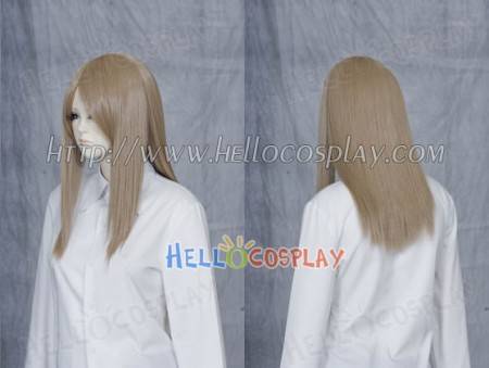 Deep Tan 50cm Cosplay Straight Wig