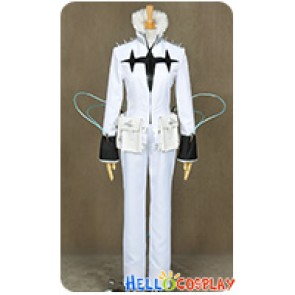 Kill La Kill Cosplay Houka Inumuta Uniform Costume