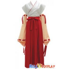 Higurashi no Naku Koro ni Cosplay Furude Hanyū Costume