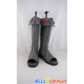 Naruto Cosplay Shoes Uchiha Sasuke Boots