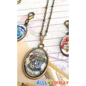 Harry Potter Accessories Hogwarts House Badges Pendants