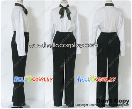 D Gray Man Cosplay Cult Suit Costume