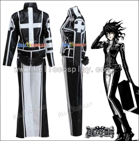 D Gray-Man Miranda Lotto Cosplay Costume