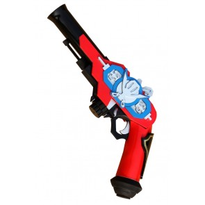 Kaizoku Sentai Gokaiger Cosplay Captain Marvelous Gokai Red Gun Prop