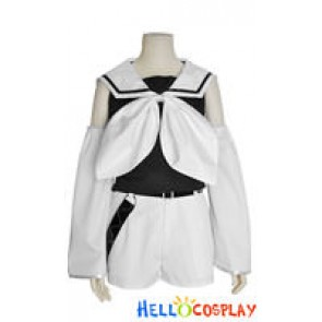 Vocaloid Cosplay Shirogane Version Kagamine Rin Costume