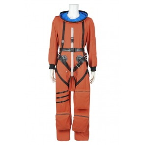 Doctor Season 8 Kill The Moon 12th Twelfth Dr Peter Capaldi Cosplay Costume Space Suit