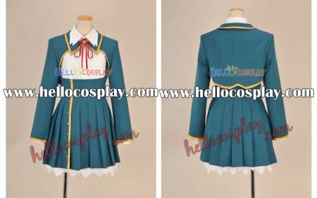 Love, Election And Chocolate Koi To Senkyo To Chokoreto Cosplay School Girl Uniform