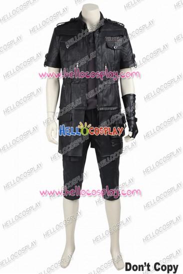 Final Fantasy XV Noctis Lucis Caelum Cosplay Costume