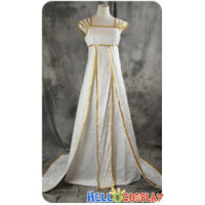 Fate Zero Cosplay Irisviel Von Einzbern White Dress Costume