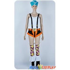One Piece Cosplay Jewelry Bonney Uniform Costume