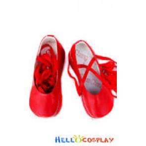Rozen Maiden Coplsay Hinaichigo Costume Boots Shoes