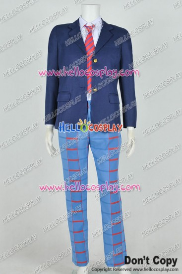 Love Live 2 Cosplay Kotori Minami Costume Male Uniform Version