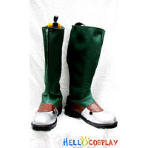 Doln Capua Cosplay Boots From Sora No Kiseki