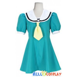 Higurashi no Naku Koro ni Cosplay Satoko Houjou Dress
