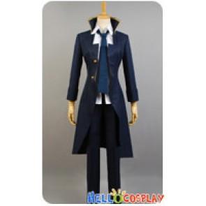 K Anime Cosplay Kuroh Yatogami Costume