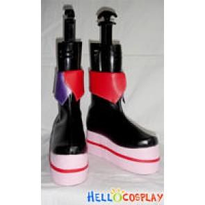 Vocaloid 2 Cosplay Luka Megurine Short Boots Courtesan Style