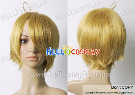 Axis Powers Hetalia APH Cosplay America Alfred F Jones Wig