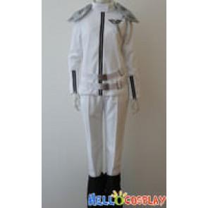 Katekyo Hitman Reborn Byakuran Cosplay Costume