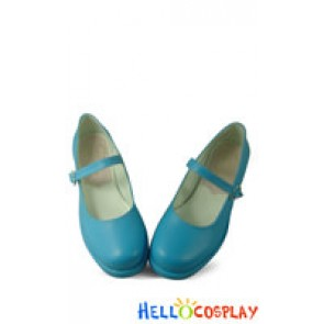Vocaloid 2 Cosplay Shoes Gumi Shoes