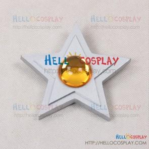 Super Mario Cosplay Cosmic Spirit Badge Brooch