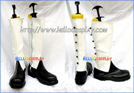 Black Butler Cosplay Ciel Phantomhive Boots Monastery Version