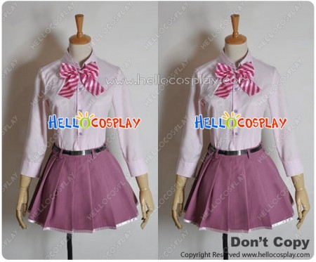 Vocaloid Cosplay Hatsune Miku Project Diva Meiko Costume Uniform