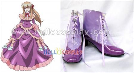 Pandora Hearts Cosplay Shalon Rainsworth Short Boots