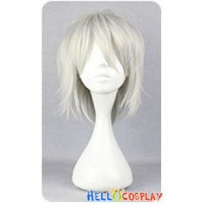 Dramatical Murder Clear Cosplay Wig