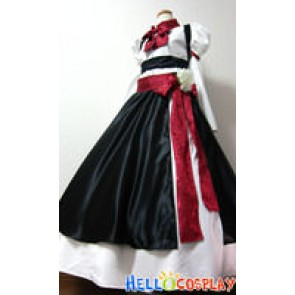 Vocaloid 2 Cosplay The Seventh Chime Meiko Dress