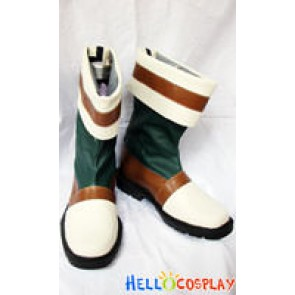 Sid Cosplay Boots From The Legend Of Heroes Sora No Kiseki