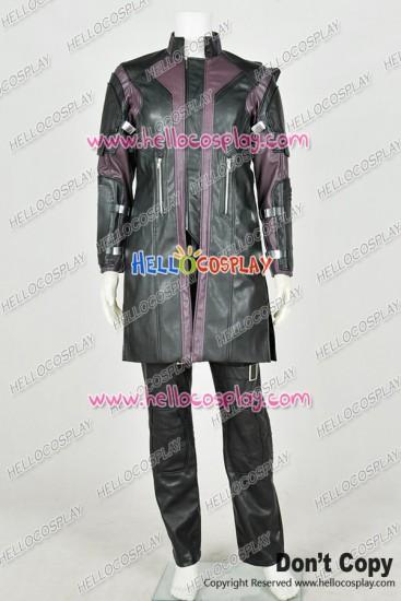Avengers: Age Of Ultron Clint Barton Hawkeye Cosplay Costume Uniform