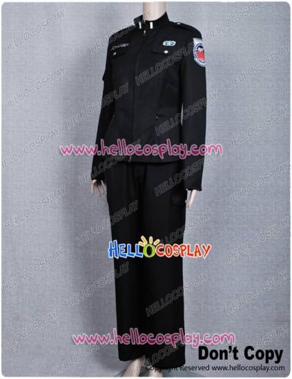 Stargate Universe Costume SGU Female Black Uniform