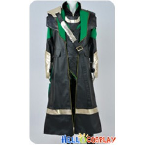 Thor Loki Laufeyson Cosplay Costume Full Set
