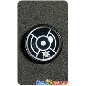 Danganronpa Cosplay Touko Fukawa Accessories Badge