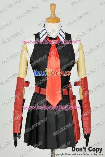 Akame Ga Kill Cosplay Night Raid Member Akame Uniform Costume