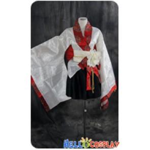 SD Lolita Cosplay Japan Kimono Dress Costume