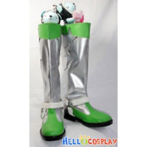 The Idolmaster Cosplay Miki Hoshii Boots