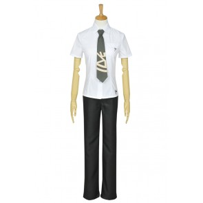 Danganronpa 2: Goodbye Despair Cosplay Hajime Hinata School Uniform Costume