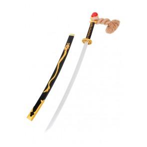 Samurai Shodown Cosplay Hisame Shizumaru Prop