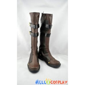 The Legend Of Heroes Cosplay Lazy Hemisphere Boots