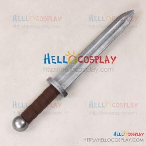 Grimgar of Fantasy And Ash Cosplay Haruhiro Sword Prop