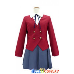 Toradora Cosplay School Girl Uniform