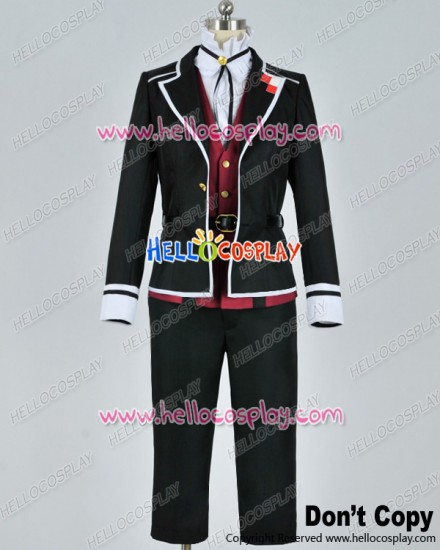 Diabolik Lovers Cosplay Kanato Sakamaki Uniform Costume