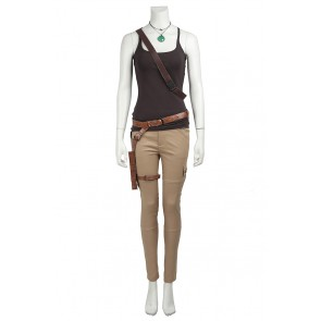 Lara Croft: Tomb Raider Lara Croft Cosplay Costume