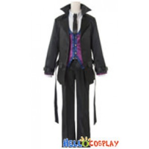 Lucky Dog 1 Cosplay Bernardo Ortolani Purple Costume Full Set