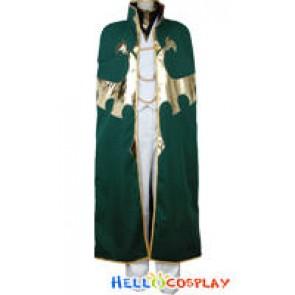 Code Geass Gino Weinberg Cosplay Costume